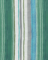 Seascape Stripe Verde by