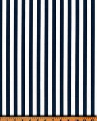 Basic Stripe Premier Navy by