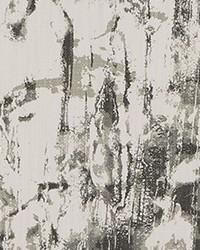 Grey Abstract Fabric  Carrara Milo Luxe Linen