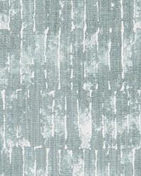 Blue Abstract Fabric  Coliseum Caribbean Luxe Linen