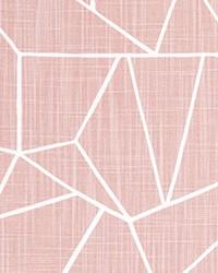 Cut Glass Blush Slub Canvas by