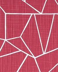 Cut Glass Raspberry Slub Canva by