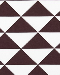 Large Dimensions Maroon White by