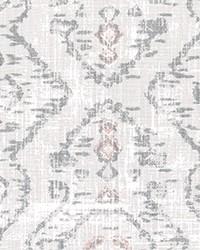 Jazmin Blush White Slub Linen by