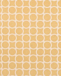 Linked Saffron Yellow Macon by