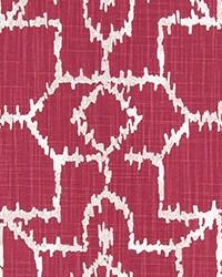 Mercado Raspberry Slub Canvas by