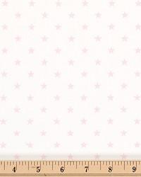 Mini Star White Bella Twill by