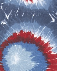Mod Tie-dyed Freedom by