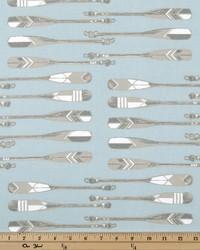 Oars Spa Blue by