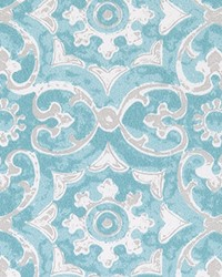 ODT Athens Aqua Polyester by