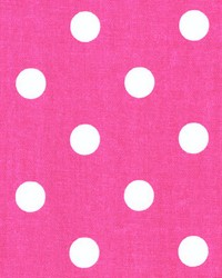 Polka Dot Candypink White by