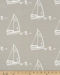 Grey Boats and Sailing Fabric  Seaton Cove