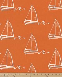 Green Boats and Sailing Fabric  Seaton Monarch