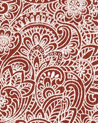 Segovia Rhubarb Slub Canvas by