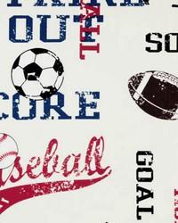 Sports American Blue Twill by