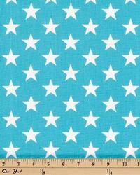 Stars Coastal Blue by