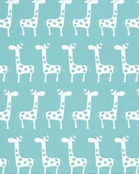 White Jungle Safari Fabric  Stretch Canal White Twill