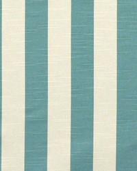 Stripe Coastal Blue Slub by