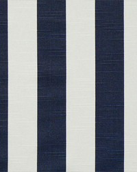 Stripe Premier Navy Slub by