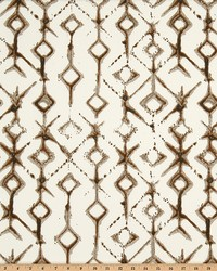 Beige Navajo Print Fabric  Tribal Caramel Macon