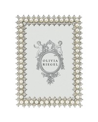 Crystal  Pearl 4 x 6 Frame by