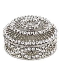 Silver Jolene Box by