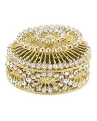 Gold Jolene Box by