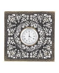 Bronze Windsor Desk Clock Bronze by