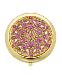 October  in Pink Tourmaline in  Compact by