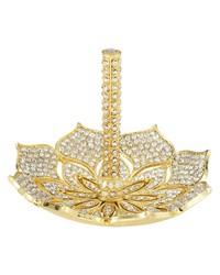 Gold Windsor Ring Holder by