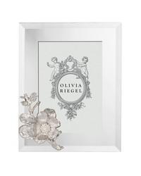 Silver Botanica 5 x 7 Frame  by