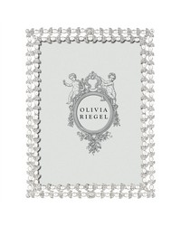 Silver Charlotte 5 x 7 Frame by