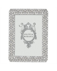 Silver Felicity 5 x 7 Frame by