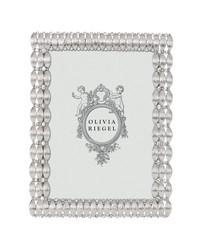 Silver Darby 5 x 7 Frame by