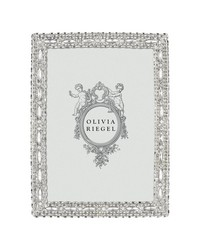 Silver Cameron 5 x 7 Frame by