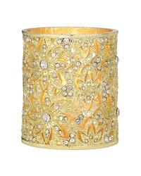 Gold Windsor Tealight Holder by