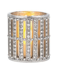 Silver Emerson Tealight Holder   Silver by
