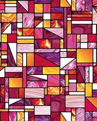 Geometric Window Film by