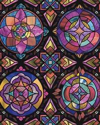 Kaleidoscope Window Film by