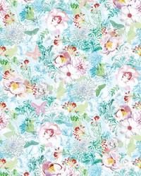Floral Adhesive Film by  Brewster Wallcovering