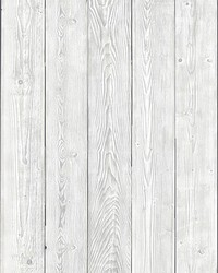 Vertical Wood Planks Adhesive Film by