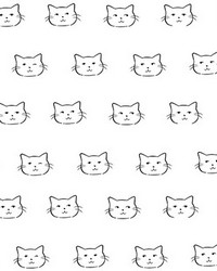 Witty Kitty Wall Art Kit by