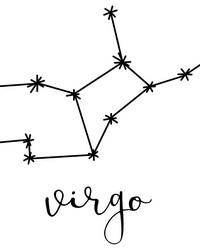 Virgo Wall Art Kit by