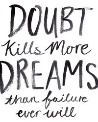 Dream More Wall Quote  by  Brewster Wallcovering