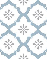 Alfama Peel & Stick Floor Tiles  by