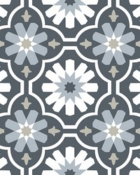Sevilla Peel & Stick Floor Tiles  by