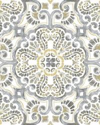 Antico Peel & Stick Floor Tiles  by