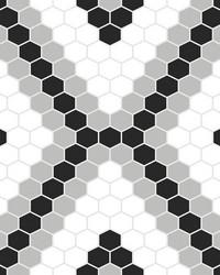 Leyton Peel & Stick Floor Tiles  by