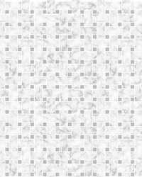 Bianco Carrara Tile Peel & Stick Backsplash  by  Brewster Wallcovering