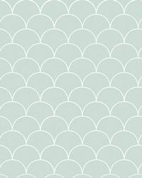 Porto Tile Peel & Stick Backsplash  by  Brewster Wallcovering